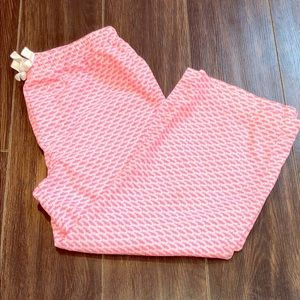 Vineyard Vines 4T/5 Girls Pajama Pants EUC